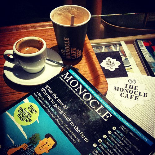 The Monocle Cafe #JPNtravel