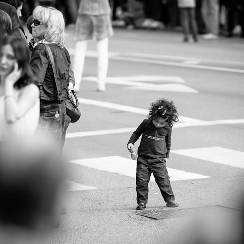 A child's waiting by Brintam