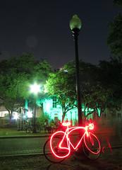 Luminaria 2012: Bicycle Light