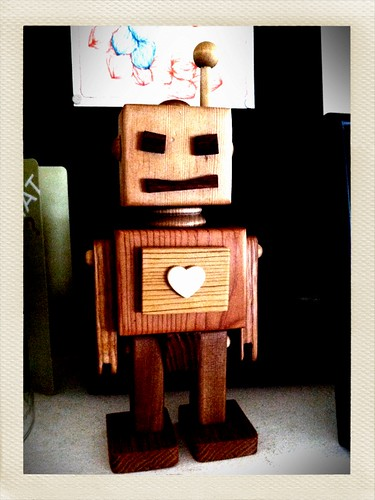DIY: Cranky Pants Heart-bot by Sanctuary-Studio