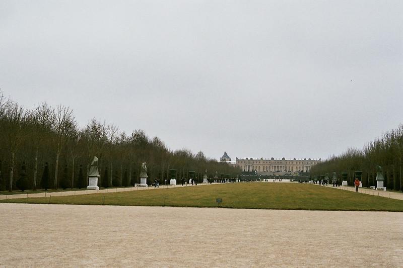 Versailles - garden