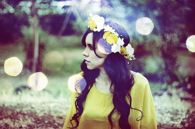 flower . crown