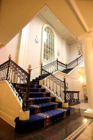 Presidential Suite's Stair