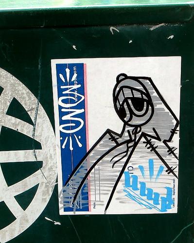 Philly Sticker by LoisInWonderland