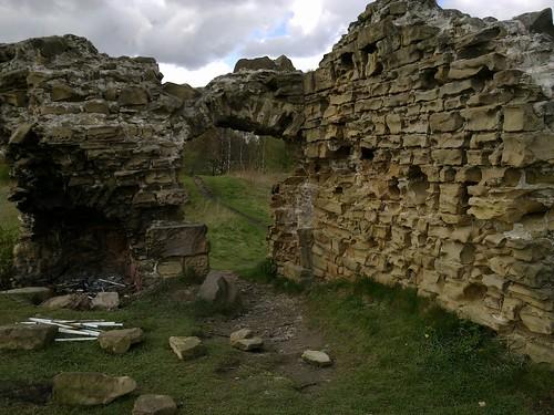 Howley Ruins