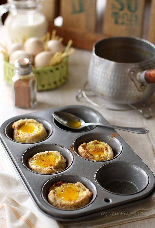 Easter Egg Tart