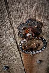 Chruch Door Handle