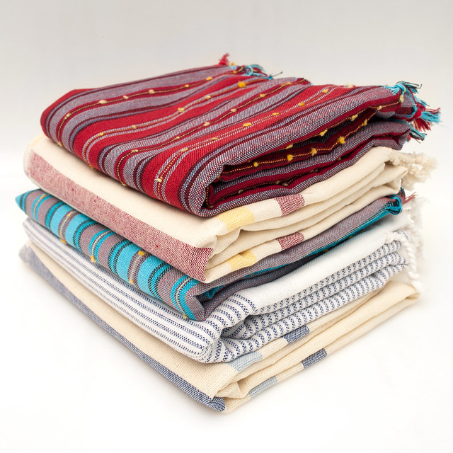 Turkish Towels at Poketo!