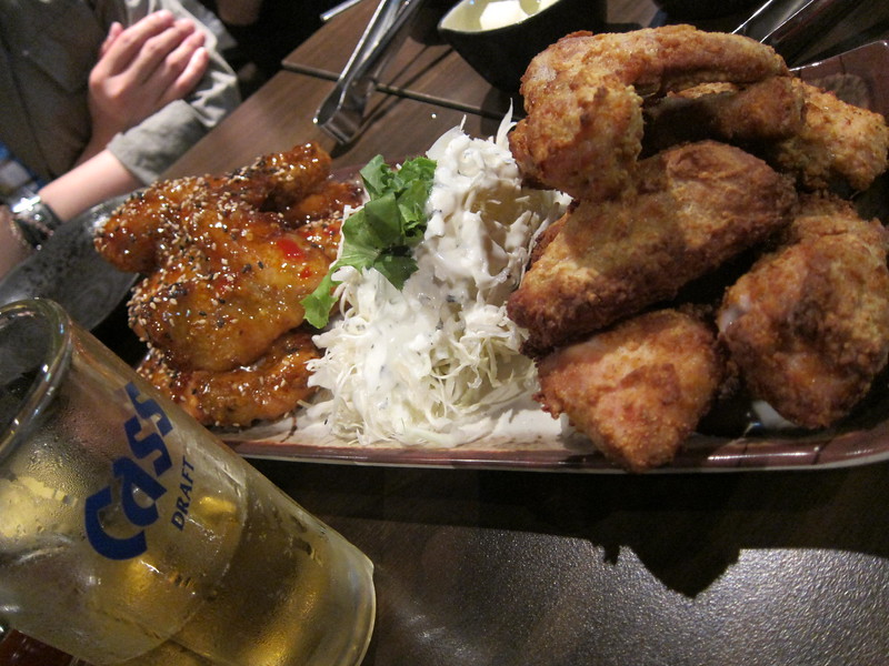 Chicken & Beer