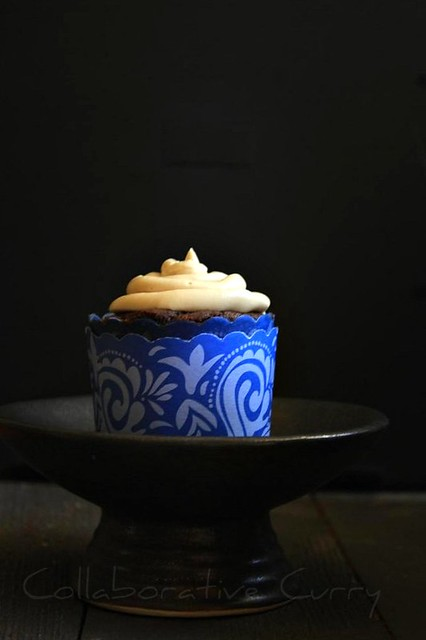 Mocha Cupcakes with Espresso Frosting