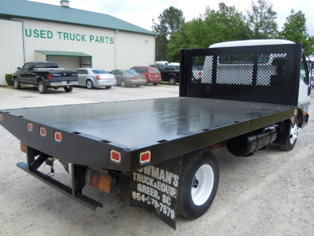 Mitsubishi Fuso Fe 1999 Flatbed Truck Used Flickr