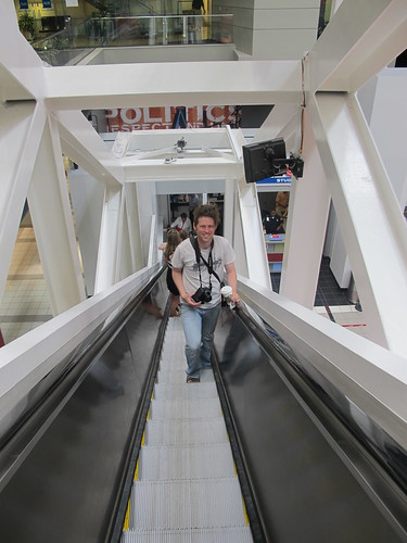 Atlanta: The longest freestanding escalator in the world