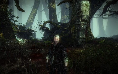 The Witcher 2 Dark Outfits Guide