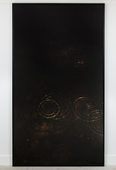 <strong>ON THE MOVE - </strong> <br />Giovanni Ozzola - Consequence - Almost Dark,  Digital Print, 253 x 143 cm each (framed), 2012