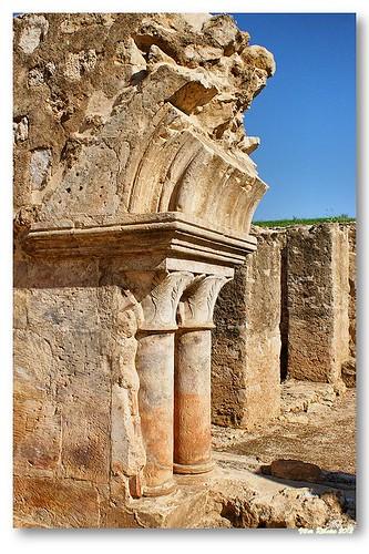 Ruínas do claustro do Mosteiro de Santa Clara-a-Velha #4 by VRfoto