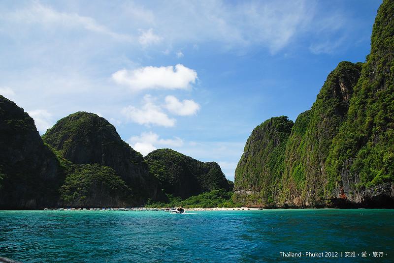 Phi Phi Islands PP島