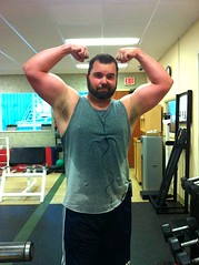 Mid-bicep Workout Photo
