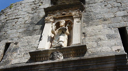 Saint Blaise, Pile Gate, Dubrovnik
