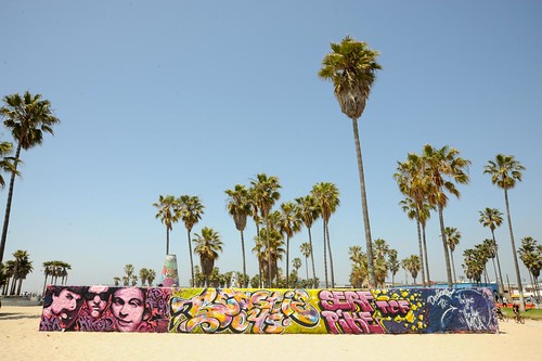 "Adam ""MCA"" Yauch Venice Beach"
