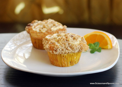 Orange Cinnamon Muffins