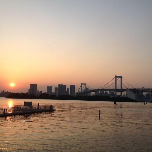 Odaiba y Bahía de Tokio
