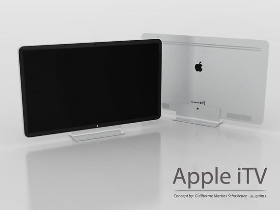Apple iTV: Foxconn se prepara para fabricar el televisor de Apple