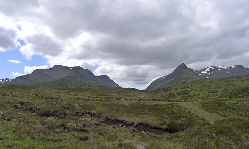 Ben Alder and the Lancet Edge