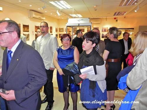 Inauguración Exposición Melill, Sueño y Luz