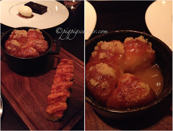 Dinner by Heston Blumenthal tipsy cake