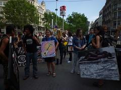Walking Gallery Barcelona (12/5/12)
