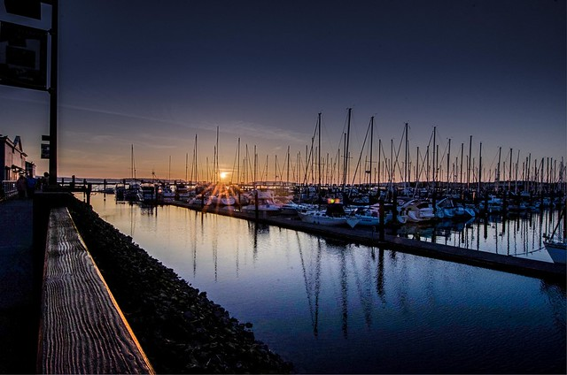 Everett Marina Docks