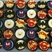 Pow! Bam! Superhero cupcakes! - <span>www.cupcakebite.com</span>