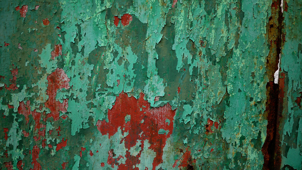 Red & Green Rust