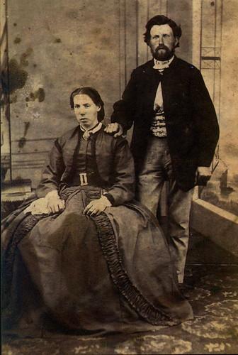 Karl Phillipe Meng & Elise Katherina (nee Ellenberger)