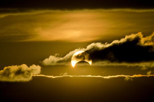 sunset eclipse scenic ©jrj