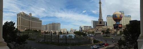 Vegas Strip Panorama