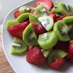 Kiwi & Strawberries