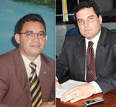 Reginaldo Campos e Mauricio Corrêa