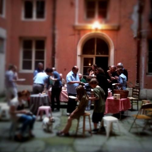 Fête des voisins 2012. by cocopuff1212