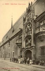 9. Nancy. Palais Ducal. Musée Lorrain (undated)