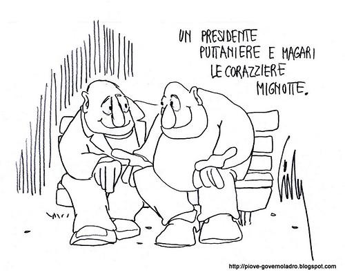 Presidenzialismo Burlesque by Livio Bonino