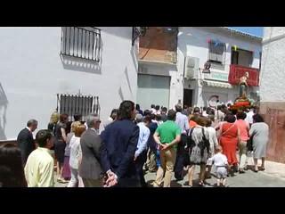 video 01 Periana procesión Santa Maria de la Cabeza