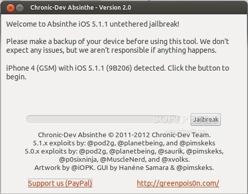 Absinthe 2.0 Ubuntu-n