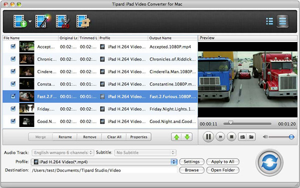 A Good Video Converter to Help you Enjoy Various Videos on  iPad Easily 7293480470_6b3365bda9_z