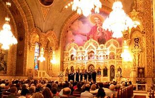 Cappella Romana in St. Sophia