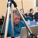 Paul Hadley concentrating hard on his Live Streaming duties at the Open Gov Summit 2012 ;-)