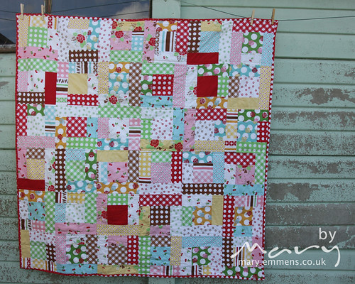 Sew Cherry 1 for Siblings Together