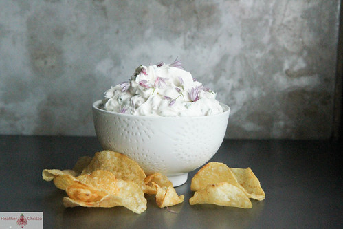 Chive and Bacon Dip