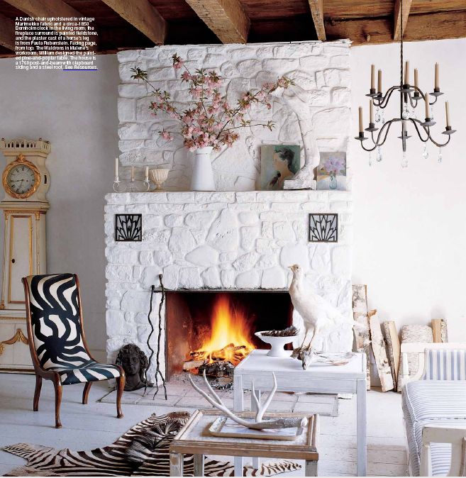 elle decor winter 07