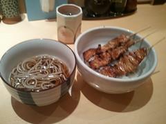 札幌焼鳥ばんぶう/豚串丼